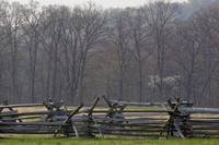 April Morning at Gettysburg