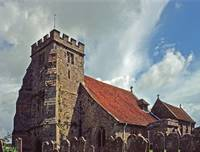 St George's Church, Arreton, IOW   (10524-RTA)