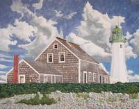 The Light Keeper's House - Scituate, MA