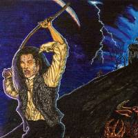Avenger of the Living Dead(Gothic series #1) Art Prints & Posters by DAVID ST. JAMES