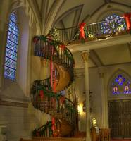 Communtion With:  Miracle Staircase at Loretto
