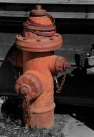 Rustic Fire Hydrant