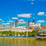"""Vibrant London: Northbank"" by SnowdonPhotography"
