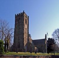 St Laurence's Church, Walton on Trent   (15411-RDC