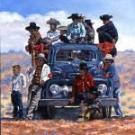 """Navajo Grandstand"" by JohnWatt"