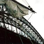 """harbour bridge and sail"" by elizabethdoherty"