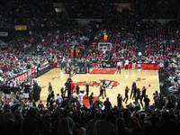 University of Louisville basketball game at Freedo