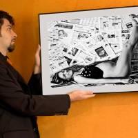 Are U sure? Art Prints & Posters by Samuele Furiga