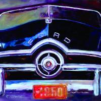 1949 Ford Art Prints & Posters by Ron Patterson