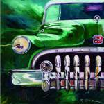 """1950 Buick"" by rpattersonimage"