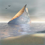 """Mystical Ocean ..."" by AnneVis"