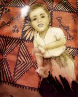 Young Tongan Dancer