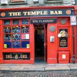 """Temple Bar Winter"" by KevinDMonaghan"