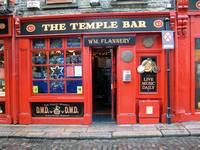 Temple Bar Winter