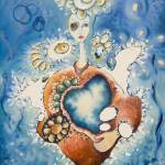 """""""Trinity: Mother, Daughter and the wholy Spirit"""" by PriyaAssal"""