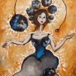 """""""Luna"""" by PriyaAssal"""