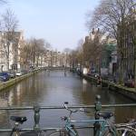 """Amsterdam Canal"" by polli103"