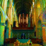 """Colorful Cathedral 3"" by SteveWalton"