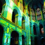 """Colorful Cathedral 4"" by SteveWalton"