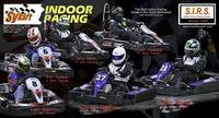 Winter 2008 Sykart Indoor Racing League Poster