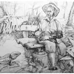 """Grannys World"" by DavidBleakley"