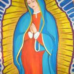 """""Guadalupe Mary"""" by Tessimal"