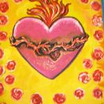 """Sacred Heart"" by Tessimal"