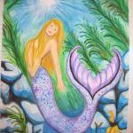 """Mermaid"" by Tessimal"