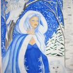 """Snow Queen"" by Tessimal"