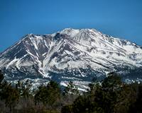 Mt Shasta majesty