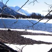 Waterton Lake Art Prints & Posters by Kelli Coon