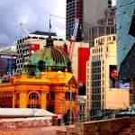 """Melbourne"" by SmithMR"