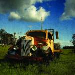 """""""Rusty Truck in Sonoma"""" by wouinet"""