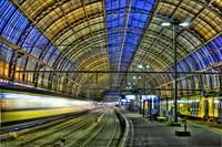 Amsterdam Trainstation