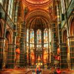 """""""A Church in Amsterdam"""" by eyepiecearchives"""