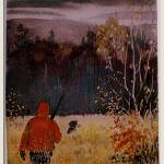 """Birding over Mooseluk"" by Kona"