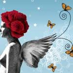 """earth angel"" by yahidithmonnalisa"