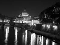 St. Peters at Night