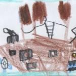 """""""ship"""" by ulani"""
