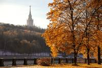 Fall in Moscow