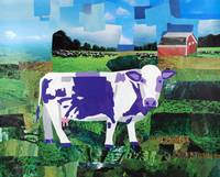 A Purple Cow's Paradise