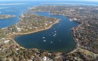Ryder's Cove Aerial Photo - Chatham, MA