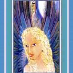 """blueangel"" by IrisGrover"