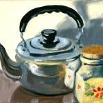 """""""Tea pot still-life"""" by graham700"""