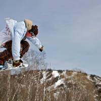 snow dude 1 Art Prints & Posters by Mark Klabunde