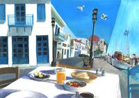 Greek Islands | Greece | Greek Artwork