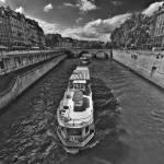 """""""Bateau de Petit Pont"""" by patricktpower"""
