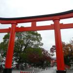 """Fushimi-Inari Shrine"" by Sawrah"