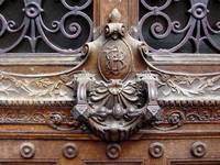 Stately Knocker