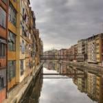 """""""Facades of Girona"""" by bastian"""